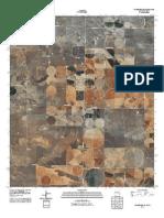 Topographic Map of Prairieview NE