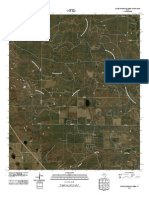 Topographic Map of South Dokegood Creek