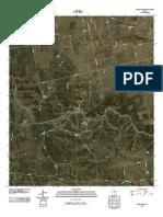 Topographic Map of Chalk Peak