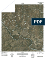 Topographic Map of Dolores Ranch