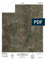 Topographic Map of Black Waterhole