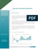 Informe de coyuntura económica - Junio 2012