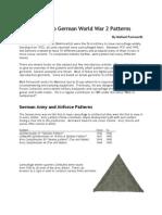German Patterns