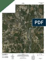 Topographic Map of Bleakwood