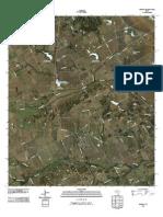 Topographic Map of Chilton