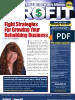 The Profit Newsletter for Atlanta REIA - August 2012