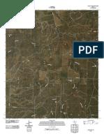 Topographic Map of Hyman NE