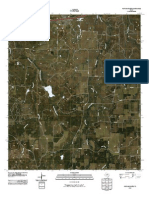 Topographic Map of Putnam South