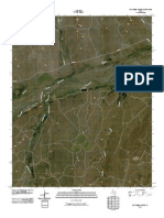 Topographic Map of Dry Creek North