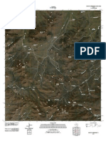 Topographic Map of Mount Livermore