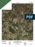 Topographic Map of Chireno North