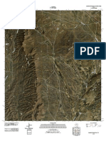 Topographic Map of Dugout Mountain