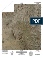 Topographic Map of Chispa Mountain NW