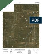 Topographic Map of Dumont