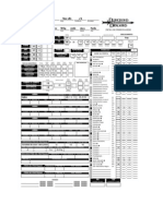 D&D 3.5 Planilha Completável 1