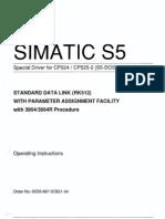 Standard Data Link (Rk512)