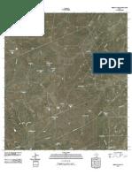 Topographic Map of Cibolo Ranch