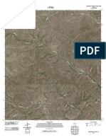 Topographic Map of Circle Dot Ranch