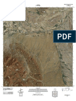 Topographic Map of Bone Spring