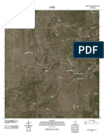 Topographic Map of Boneyard Draw