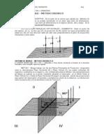 Publicacion - Proyecciones Ortogonales - Sistema de Monge (Metodo Diedrico).