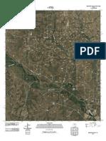 Topographic Map of Bradford Draw