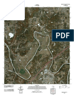 Topographic Map of Brazos East