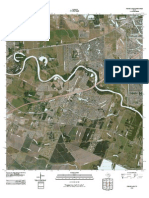 Topographic Map of Sugar Land