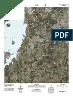 Topographic Map of Bridgeport West