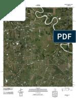 Topographic Map of Buckhorn