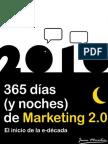 365 días y noches de Marketing 2.0 - Juan Merodio (2010)