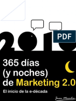 365 días y noches de Marketing 2.0 - Juan Merodio (2010)