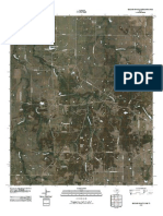 Topographic Map of Buzzard Roost Knob