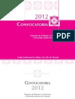 convocatoria_foecat2012