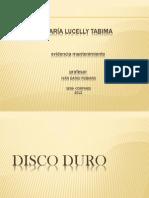 Disco Duro Lucelly
