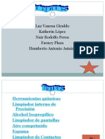 Diapositivas de Mantenimiento