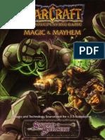 Warcraft Magic & Mayhem by Azamor