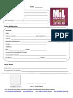 Formato de Afiliación al MIL