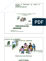Portafolio HMII Programa Becas Plantel 09