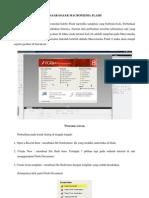 Modul Macromedia Flash -Chapter 1