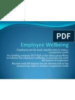 Employee Welbeing