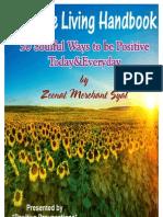 Positive Living Handbook