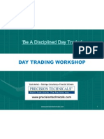 Day Trading Workshop Notes