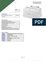 Infoprint 1116 Depot Repair Instructions