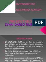 Mantenimiento Ivan Memoria Ram