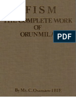 Osamaro IFISM Vol 1 English Complete Osamaro Ibie