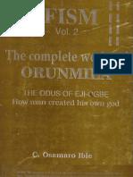 Osamaro IFISM Vol 2 English Complete Osamaro Ibie