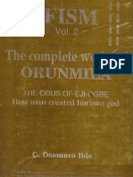 Osamaro IFISM Vol 2 English Complete Osamaro Ibie