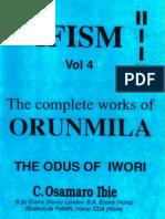 Osamaro IFISM Vol 4 English Complete Osamaro Ibie
