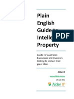 Introductory Guide to Intellectual Property & Patents
